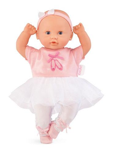 Corolle Bebe Calin Ballerina Doll-MULTI-One Size
