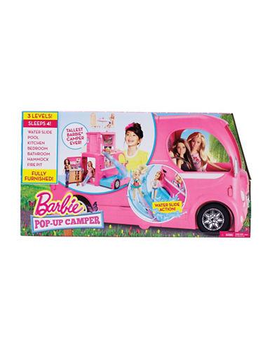 Barbie Barbie Pop-Up Camper-MULTI-One Size
