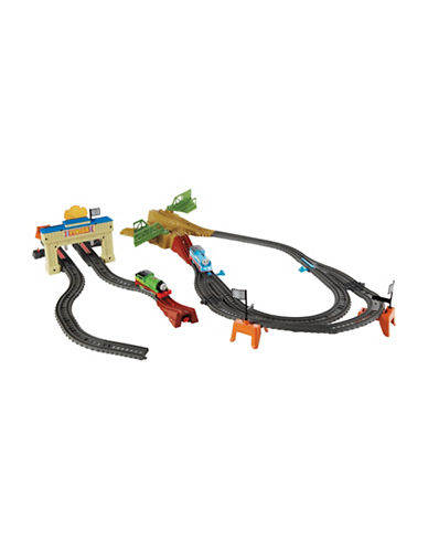 Fisher Price Thomas and Friends TrackMaster Great Race Playset-MULTI-One Size
