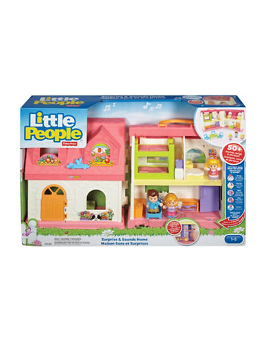 Fisher Price My Learning Home Set-MULTI-One Size