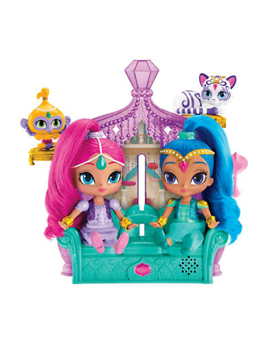 Shimmer & Shine Float and Sing Palace Friends-MULTI-One Size
