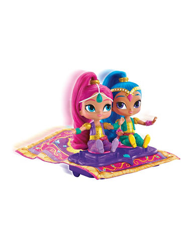 Shimmer & Shine Float and Sing Palace Friends Magic Flying Carpet-MULTI-COLOURED-One Size