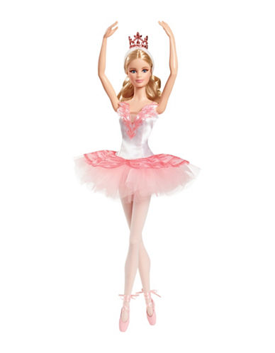 Barbie Ballet Wishes Barbie Doll-MULTI-One Size