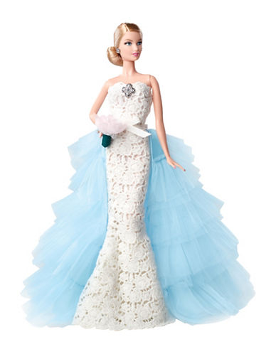 Barbie Oscar De La Renta Barbie Doll-MULTI-One Size
