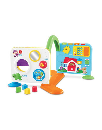 Fisher Price Learning Centre-MULTI-One Size