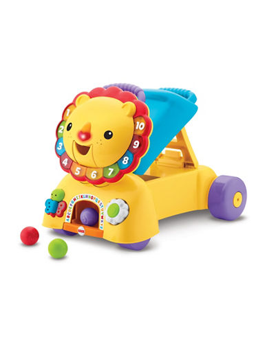 Fisher Price Stride and Ride Lion-MULTI-One Size