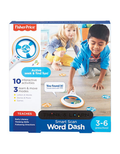 Fisher Price Think and Learn Smart Scan Word Dash-MULTI-One Size