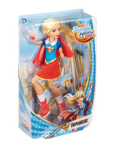 Dc Super Hero Girls DC Super Hero Girl Supergirl Action Doll-MULTI-One Size 88693983_MULTI_One Size