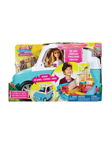 Barbie Barbie Ultimate Puppy Mobile-MULTI-One Size