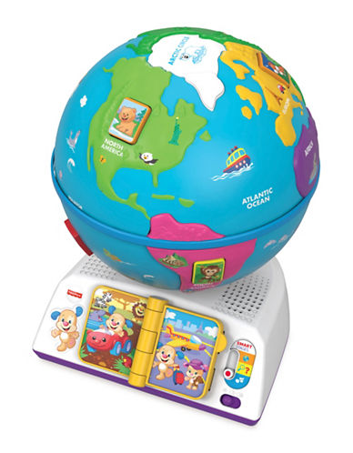 Fisher Price Greetings Globe-MULTI-One Size