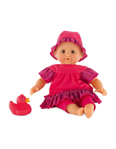 Corolle Mon Premier Bebe Bath Raspberry-MULTI-One Size