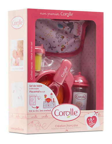Corolle Mon Premier Mealtime Set-MULTI-One Size