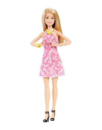 Barbie Barbie Doll-MULTI-One Size