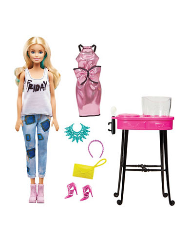 Barbie Day To Night Style Doll and Accessory-MULTI-One Size