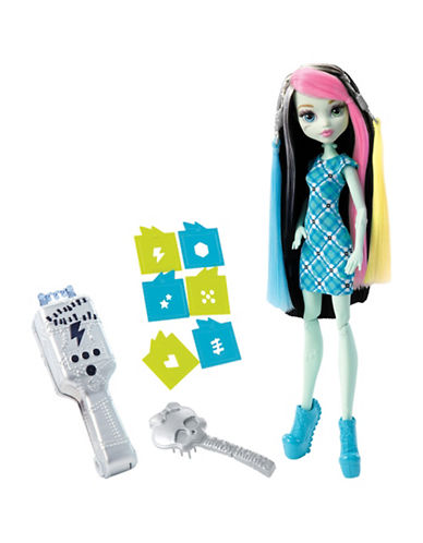 Monster High Monster Voltageous Hair Frankie Stein Doll-MULTI-One Size