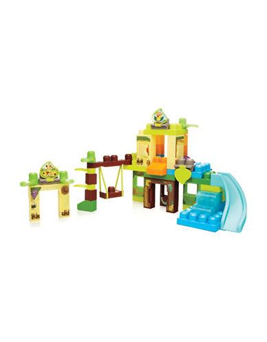 Mega Bloks Swing N Slide Jungle-MULTI-One Size