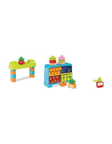 Mega Bloks Lunch Box Market-MULTI-One Size
