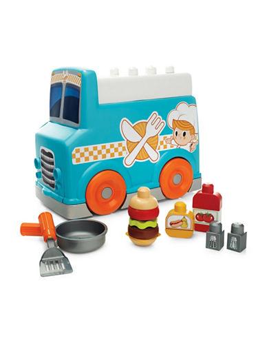Mega Bloks Food Truck Kitchen-MULTI-One Size