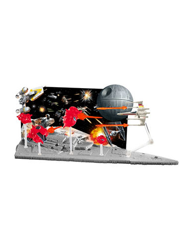 Hot Wheels Hot Wheels Star Wars Starship Battle Scenes Playset-MULTI-One Size