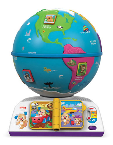 Fisher Price Laugh and Learn Greetings Globe-MULTI-One Size
