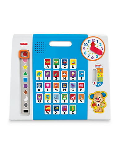 Fisher Price Laugh and Learn Puppys ABC Learning Centre - French Version-MULTI-One Size