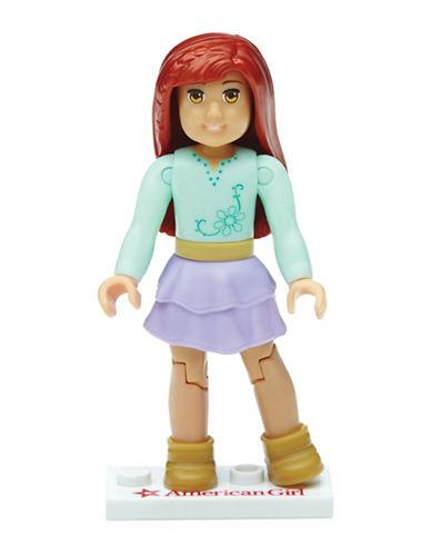 Mega Bloks American Girl American Girl 2 Figure-MULTI-One Size