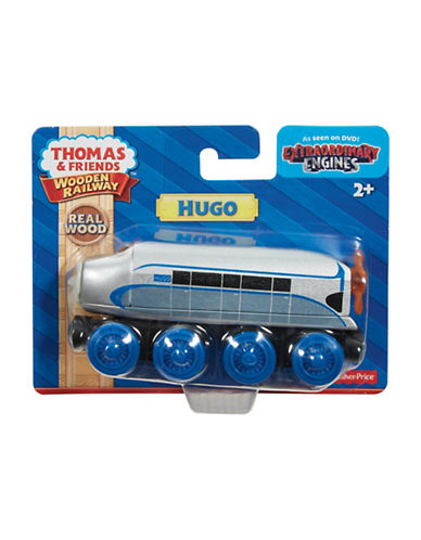 Fisher Price Thomas and Friends Wooden Railway Hugo-MULTI-One Size