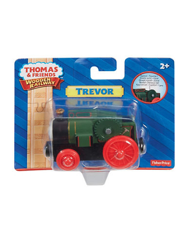 Fisher Price Thomas and Friends Wooden Railway Trevor-MULTI-One Size