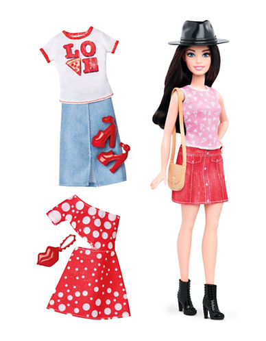 Barbie Fashionistas Doll - 40 Pizza Pizzazz-MULTI-One Size
