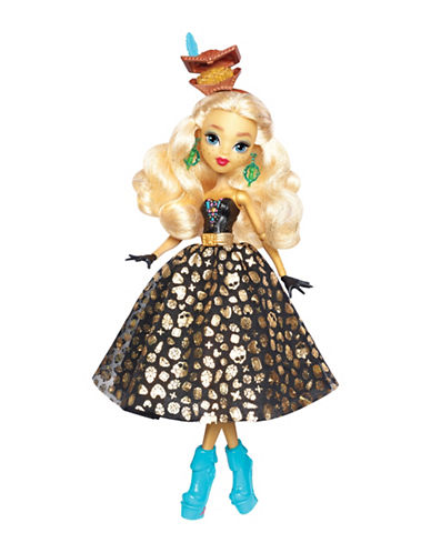 Monster High Shriekwrecked Nautic Dayna Treasura Jones Doll-MULTI-One Size