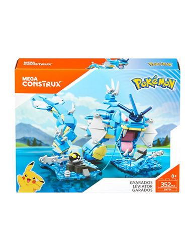 Mega Bloks Gyarados Buildable Pokemon-MULTI-One Size