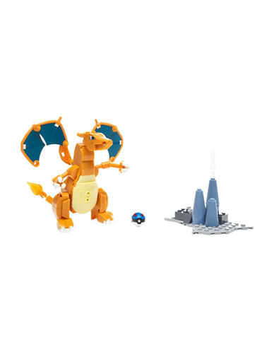 Mega Bloks Pokemon Charizard-MULTI-One Size 89313730_MULTI_One Size