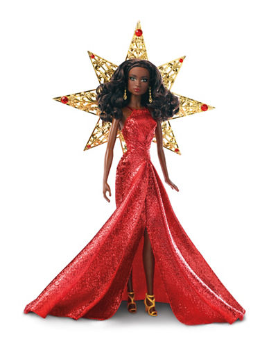 Barbie 2017 Holiday Doll-MULTI-One Size