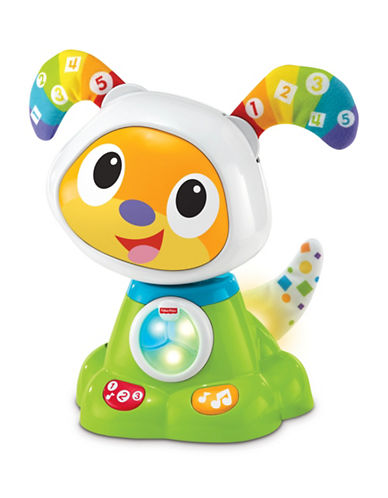 Fisher Price Dance and Move Beat Bow Wow-MULTI-One Size