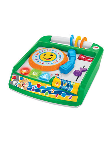 Fisher Price Laugh and Learn Remix Record Player-MULTI-One Size