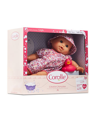 Corolle Mon Premier Bebe Bath Floral Bloom Baby Doll-MULTI-One Size