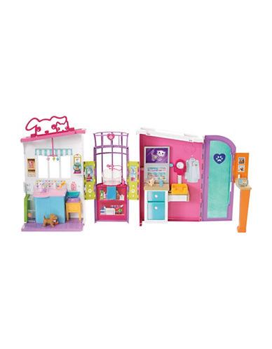 Barbie Barbie Pet Care Center-MULTI-COLOURED-One Size