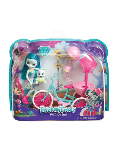 Enchantimals Enchantimals Built For Two Doll Set-MULTI-One Size
