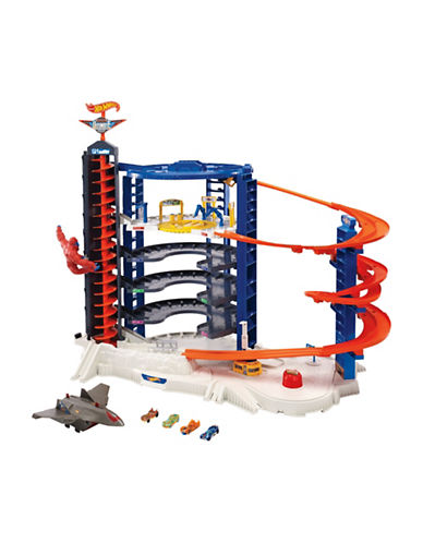 Hot Wheels Hot Wheels Super Ultimate Garage Playset-MULTI-One Size