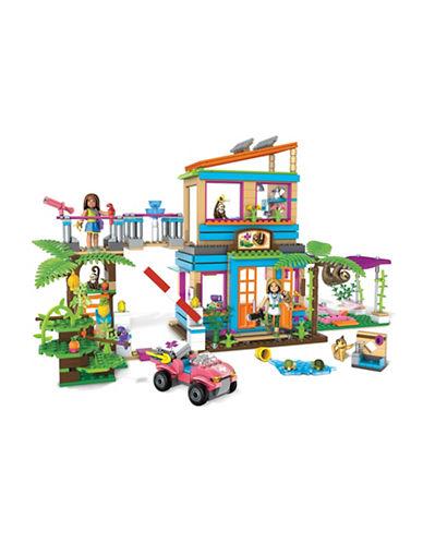 Mega Bloks American Girl Leas 2-in-1 Rainforest Sanctuary-MULTI-One Size