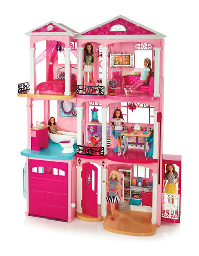 Barbie Barbie Dreamhouse-MULTI-One Size