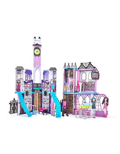 Monster High Deluxe High School Bundle-MULTI-One Size