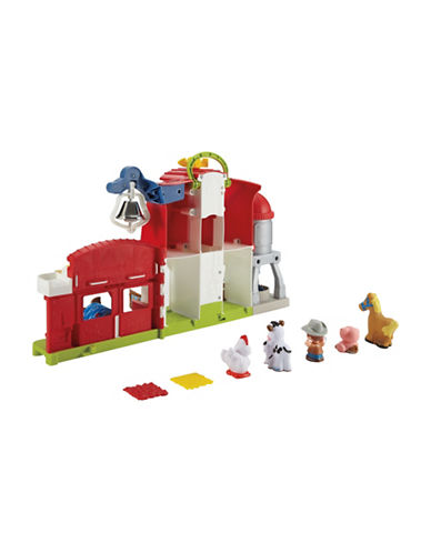 Fisher Price Caring For Animals Farm Set-MULTI-One Size