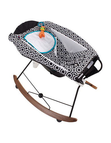 Jonathan Adler Deluxe Auto Rock and Play Soothing Seat-MULTI-One Size