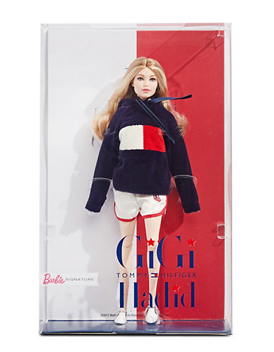 Barbie Tommy X Gigi Barbie Doll-MULTI-One Size