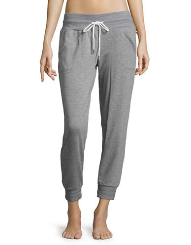 Tommy Hilfiger Core Jogger Pants-GREY-Small 89617579_GREY_Small
