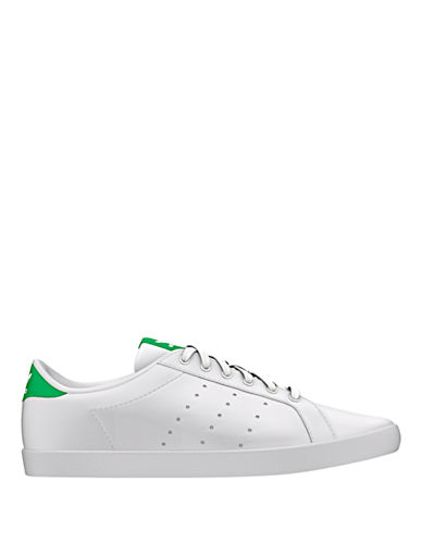 Adidas Womens Miss Stan Sneakers-GREEN-7