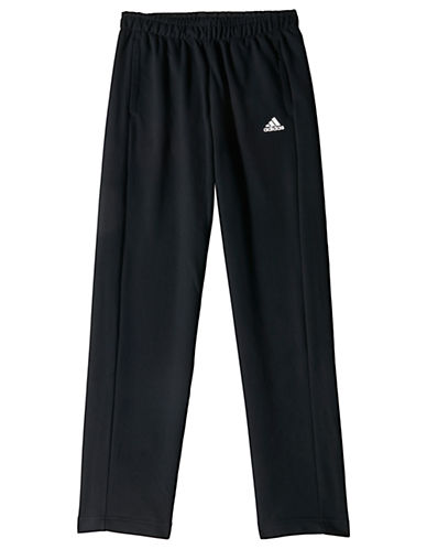 Adidas Sport Essentials Pant Open Hem-BLACK-Medium 87361365_BLACK_Medium