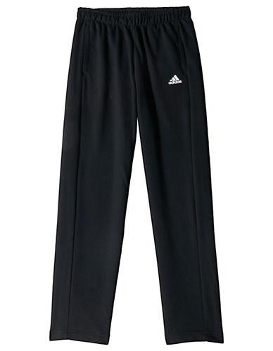 Adidas Sport Essentials Pant Open Hem-BLACK-XX-Large 87361368_BLACK_XX-Large