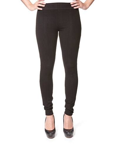 Hue Blackout Leggings-BLACK-Small